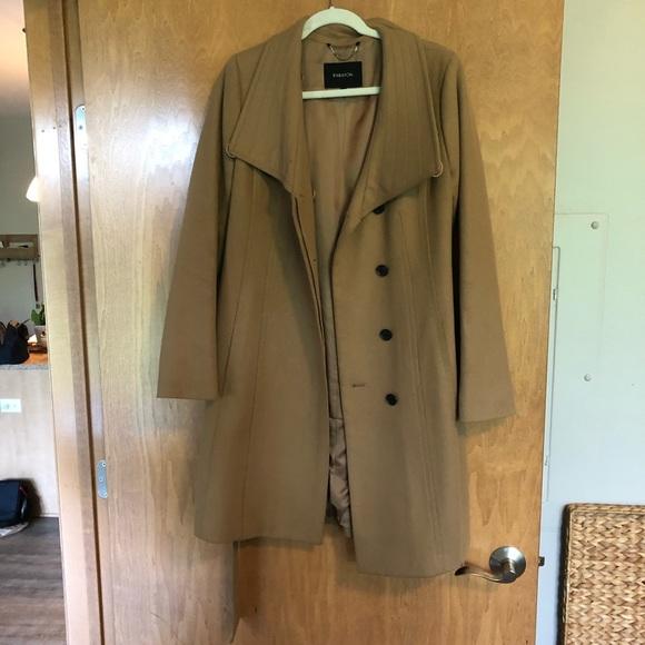 Aritzia Jackets & Blazers - Aritzia babaton camel wool/cashmere coat